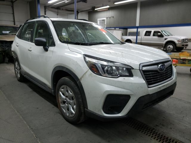Salvage cars for sale from Copart Pasco, WA: 2020 Subaru Forester