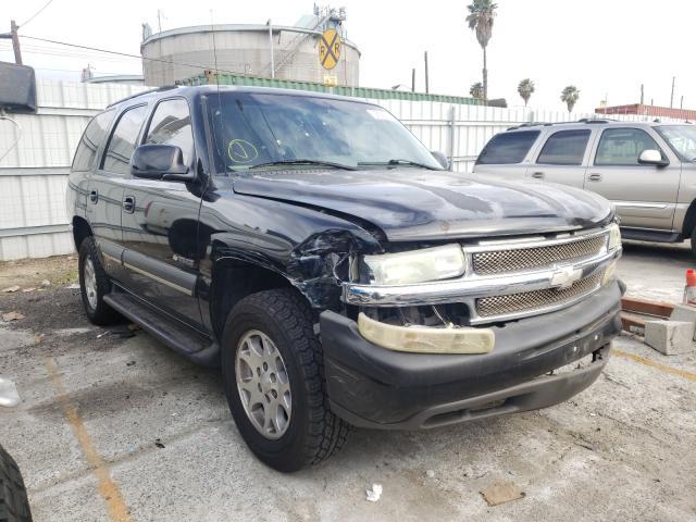 Chevrolet Vehiculos salvage en venta: 2003 Chevrolet Tahoe C150