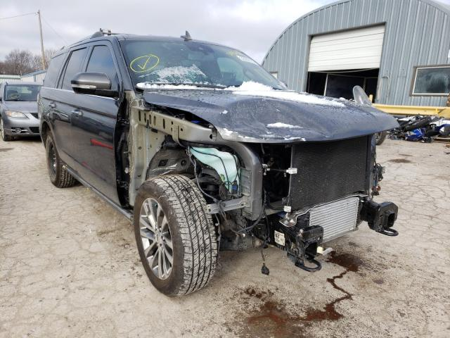 Salvage cars for sale from Copart Wichita, KS: 2018 Ford Expedition