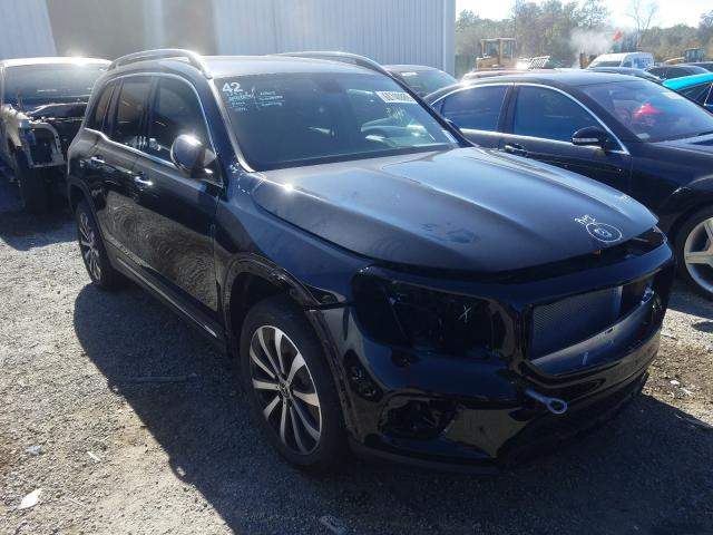 Salvage cars for sale from Copart Jacksonville, FL: 2020 Mercedes-Benz GLB 250