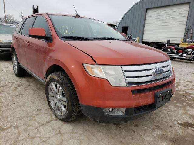 Salvage cars for sale from Copart Wichita, KS: 2007 Ford Edge SEL P