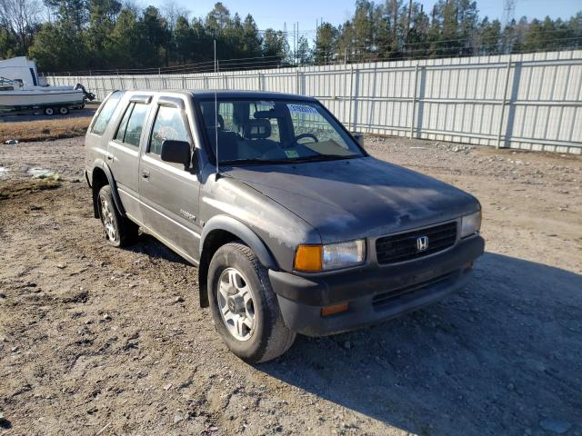 Salvage cars for sale from Copart Charles City, VA: 1996 Honda Passport