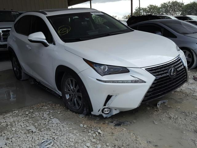 Salvage cars for sale from Copart Homestead, FL: 2019 Lexus NX 300 Base