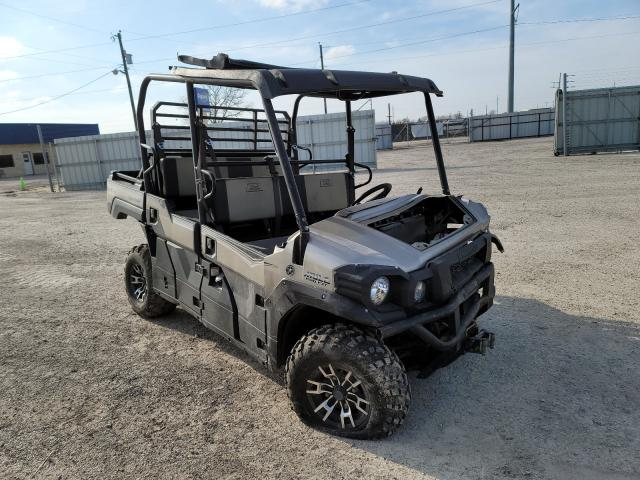 Salvage cars for sale from Copart Temple, TX: 2016 Kawasaki ATV