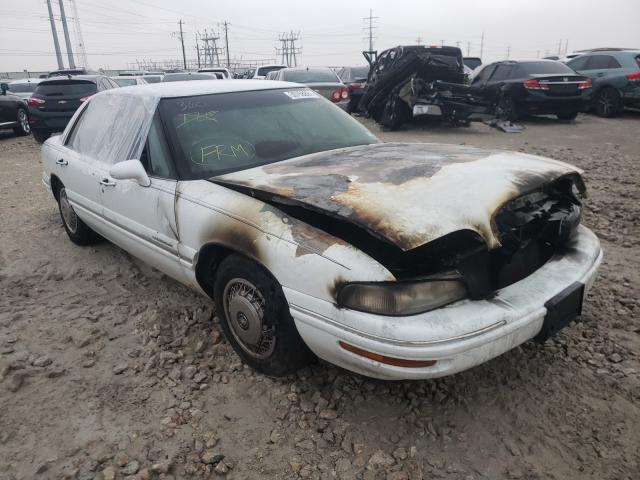Salvage cars for sale from Copart Haslet, TX: 1997 Buick Lesabre LI