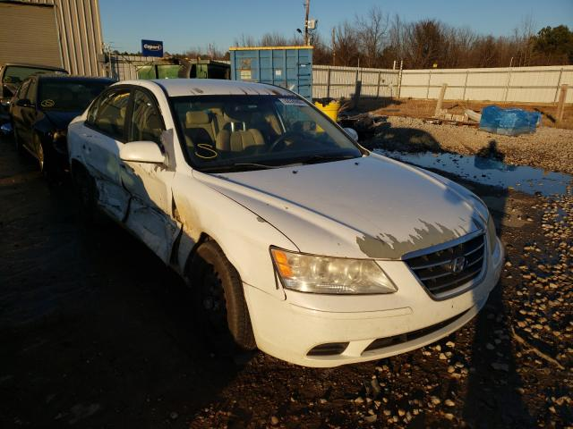 Hyundai Sonata salvage cars for sale: 2010 Hyundai Sonata
