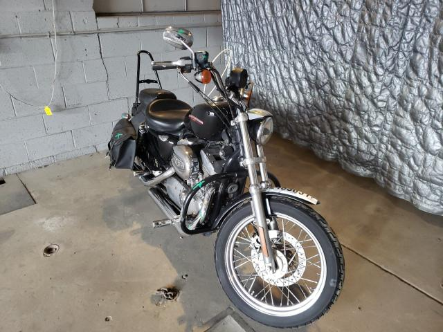 Harley-Davidson XL 883 salvage cars for sale: 2005 Harley-Davidson XL 883