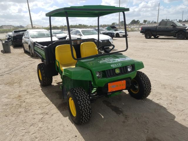 Salvage cars for sale from Copart West Palm Beach, FL: 2020 John Deere Gator
