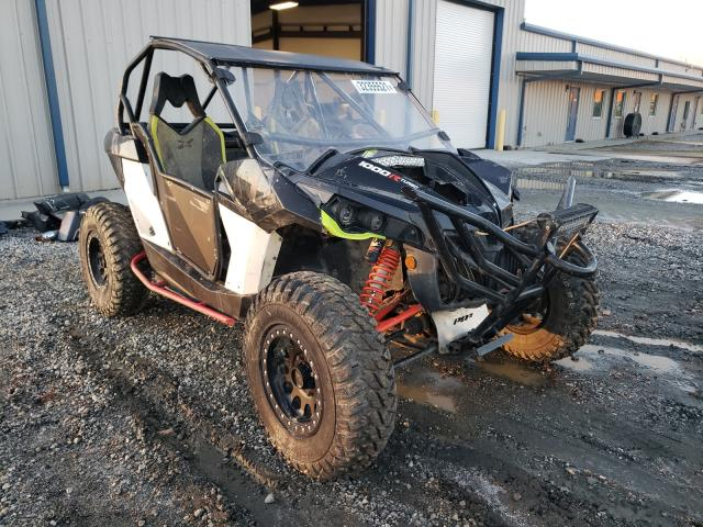 Salvage cars for sale from Copart Spartanburg, SC: 2015 Can-Am Maverick 1