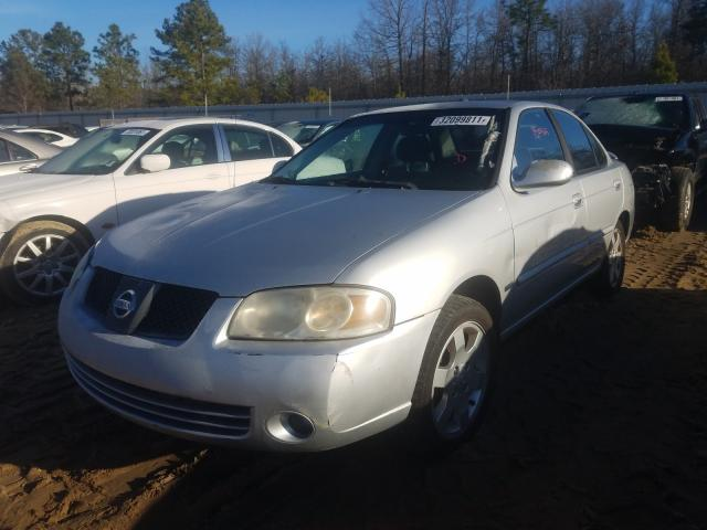 2006 NISSAN SENTRA 1.8 - Left Front View