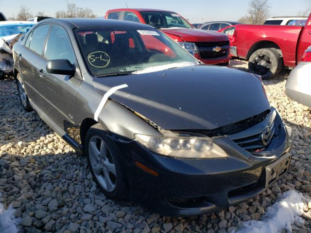 Salvage cars for sale from Copart Sikeston, MO: 2004 Mazda 6 S