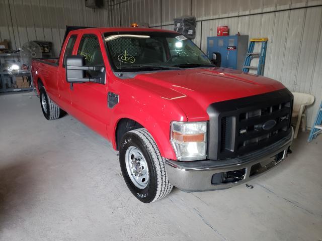 1FTSX2A54AEA73564 2010 Ford F250 Super 5.4L