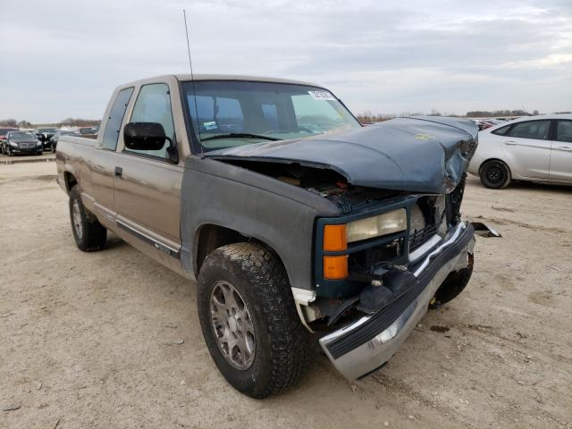 Salvage cars for sale from Copart Temple, TX: 1997 Chevrolet GMT-400 K1