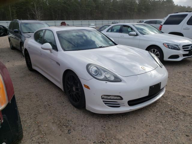 Porsche Vehiculos salvage en venta: 2010 Porsche Panamera S