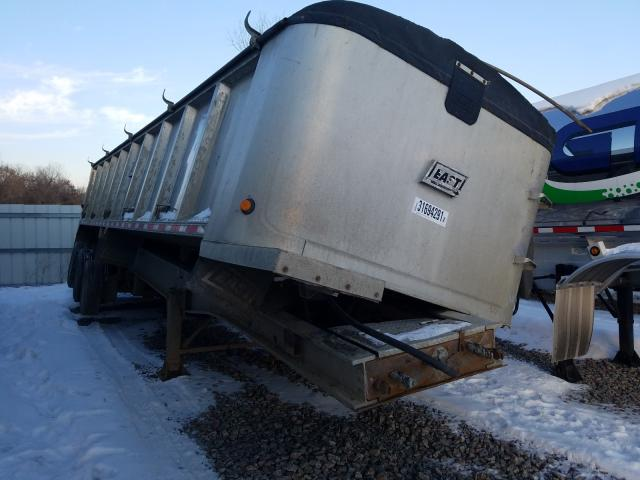 Salvage cars for sale from Copart Avon, MN: 2002 East Manufacturing END Dump