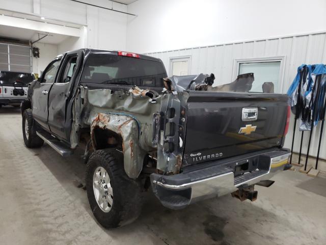 купить 2015 Chevrolet Silverado 6.0L 1GC2KVEG0FZ108600