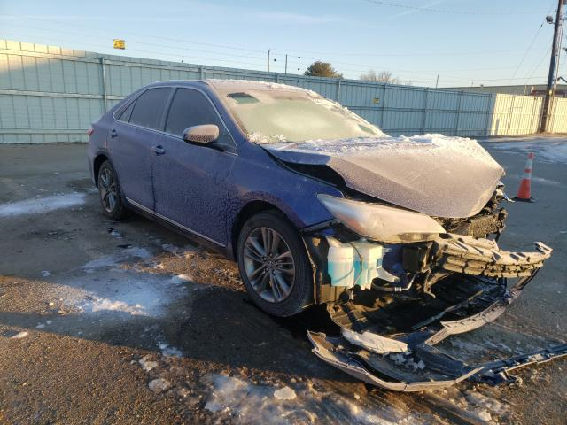 2016 TOYOTA CAMRY LE 4T1BF1FK5GU607807