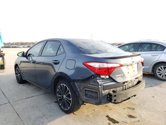 2015 TOYOTA COROLLA L - Right Front View