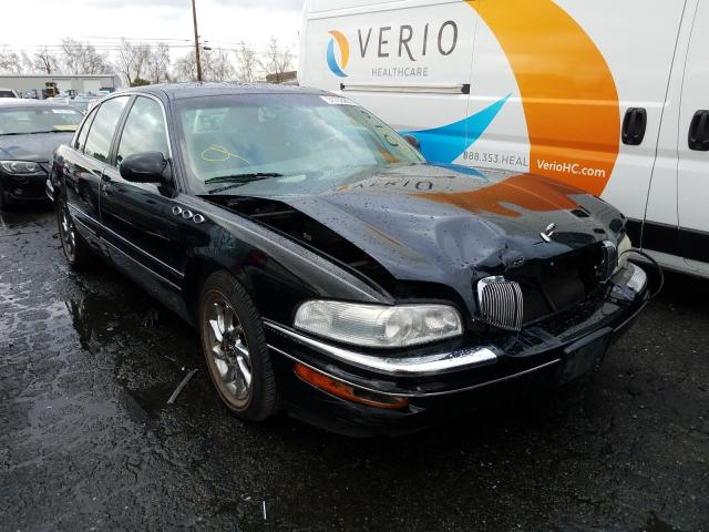 Salvage cars for sale from Copart Colton, CA: 2000 Buick Park Avenue