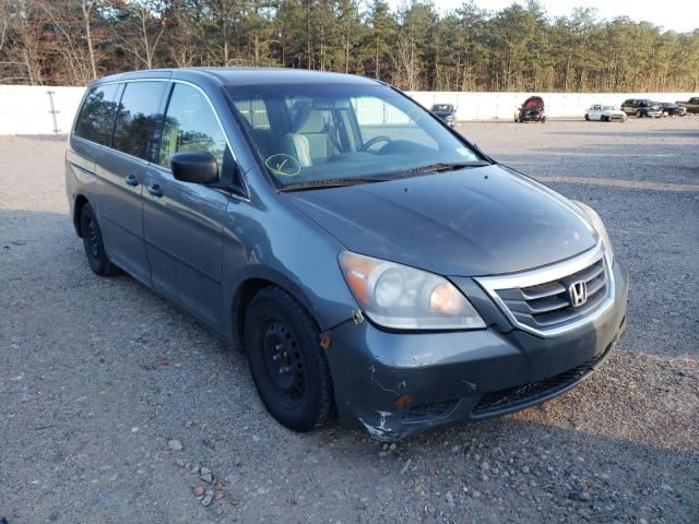 Salvage cars for sale from Copart Brookhaven, NY: 2008 Honda Odyssey