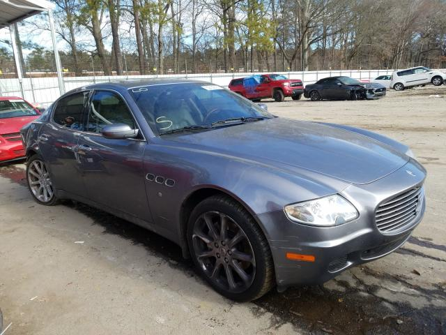 Maserati Quattropor salvage cars for sale: 2006 Maserati Quattropor