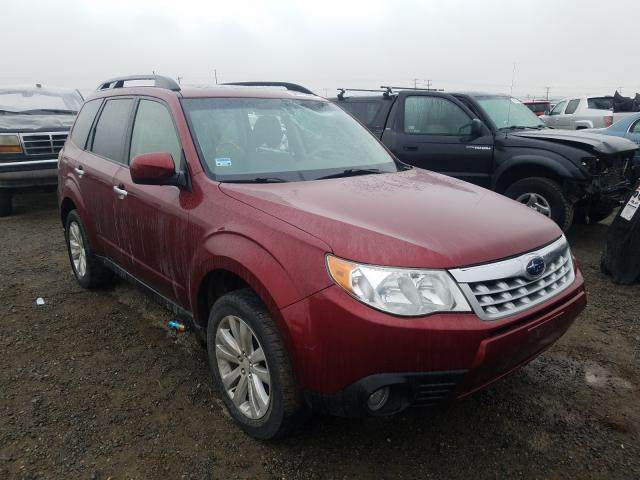 Salvage cars for sale from Copart Helena, MT: 2013 Subaru Forester 2