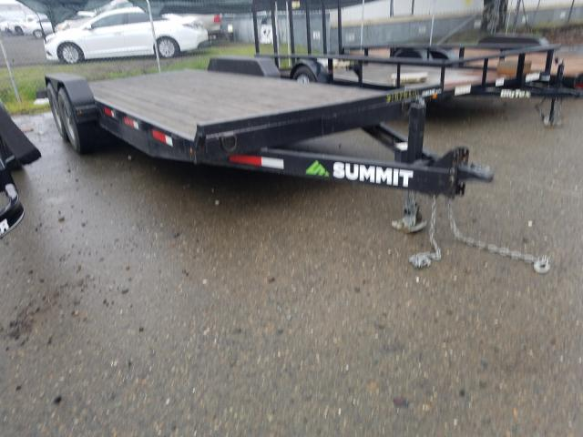 Summ salvage cars for sale: 2018 Summ Trailer