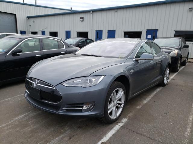 2014 Tesla MODEL S   Vin: 5YJSA1H17EFP35480