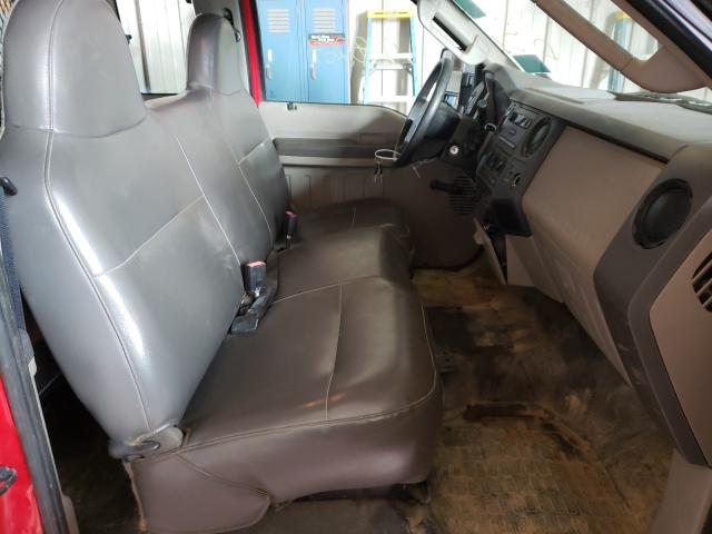 пригнать из сша 2010 Ford F250 Super 5.4L 1FTSX2A54AEA73564