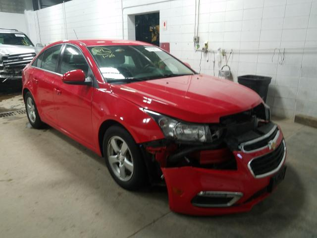 2015 CHEVROLET CRUZE LT - Other View