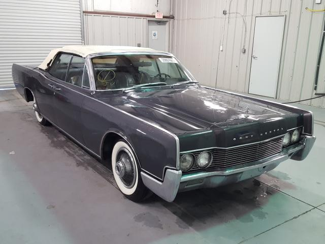 1967 Lincoln Continental for sale in Orlando, FL