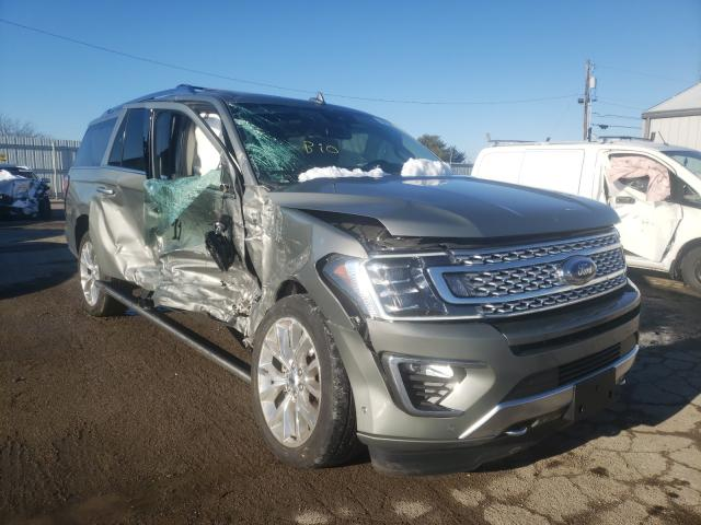 Salvage cars for sale from Copart Lexington, KY: 2019 Ford Expedition