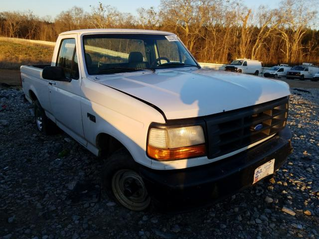Ford F150 salvage cars for sale: 1994 Ford F150