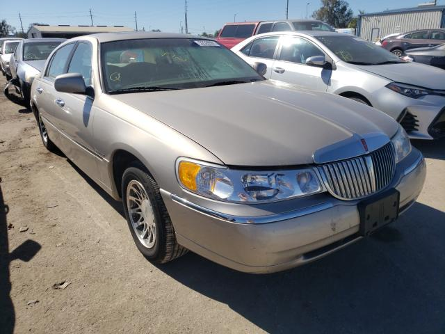 Lincoln salvage cars for sale: 2000 Lincoln Town Car