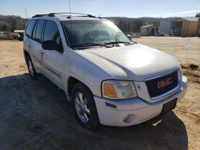 Vehiculos salvage en venta de Copart China Grove, NC: 2004 GMC Envoy