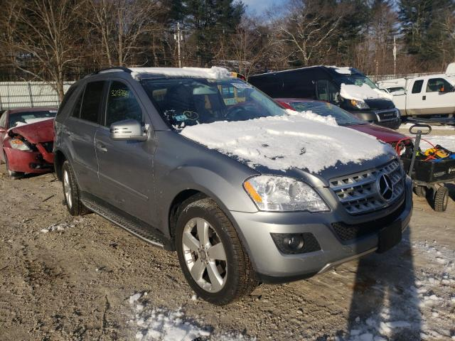 Salvage 2011 MERCEDES-BENZ M CLASS - Small image. Lot 32137661