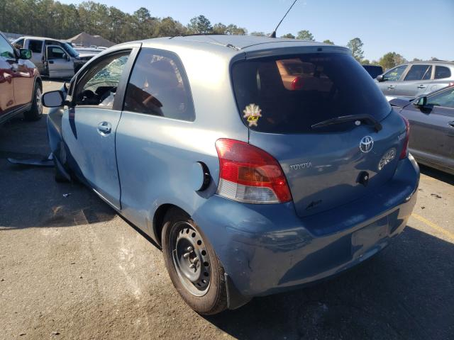 2010 TOYOTA YARIS - Right Front View