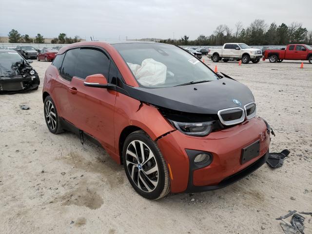BMW Vehiculos salvage en venta: 2014 BMW I3 BEV