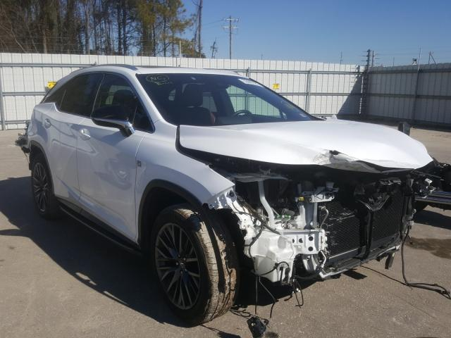 Lexus RX350 salvage cars for sale: 2017 Lexus RX350