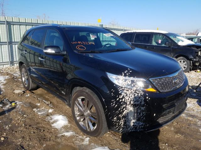 2014 KIA Sorento SX for sale in Kansas City, KS