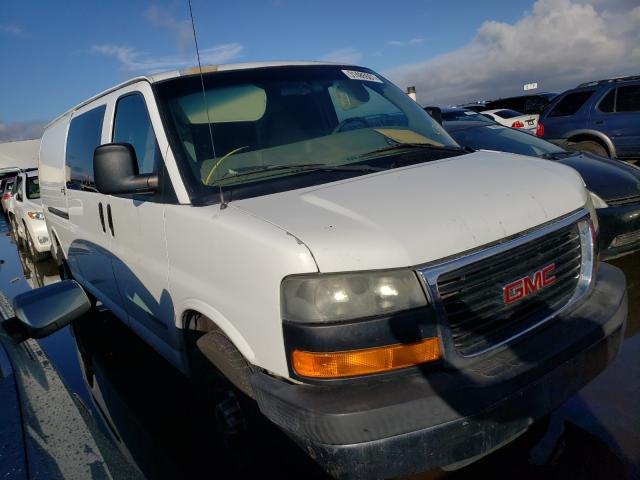 GMC Savana G35 salvage cars for sale: 2005 GMC Savana G35