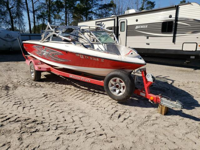 Mastercraft salvage cars for sale: 2004 Mastercraft Craft Boat