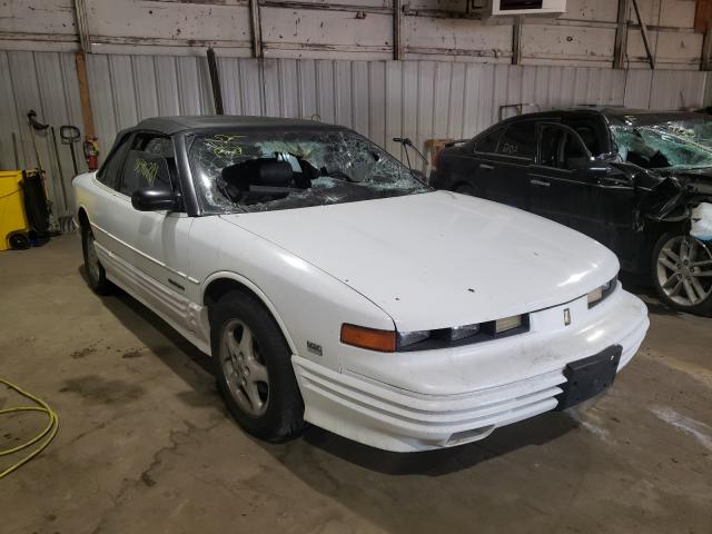 Oldsmobile salvage cars for sale: 1994 Oldsmobile Cutlass SU