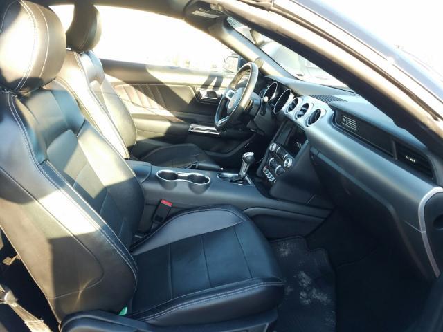 пригнать из сша 2020 Ford Mustang 2.3L 1FATP8UH4L5119867