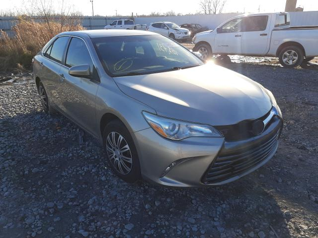 Salvage 2015 TOYOTA CAMRY - Small image. Lot 30862101