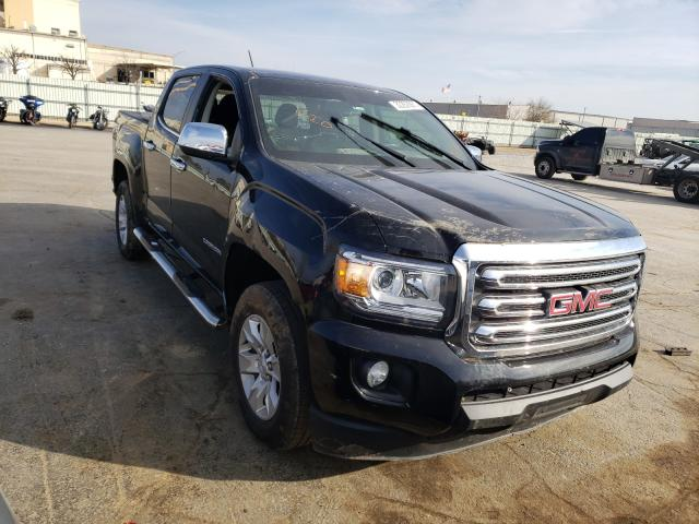 GMC salvage cars for sale: 2018 GMC Canyon SLE