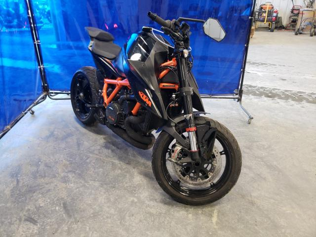 KTM salvage cars for sale: 2020 KTM 1290 Super