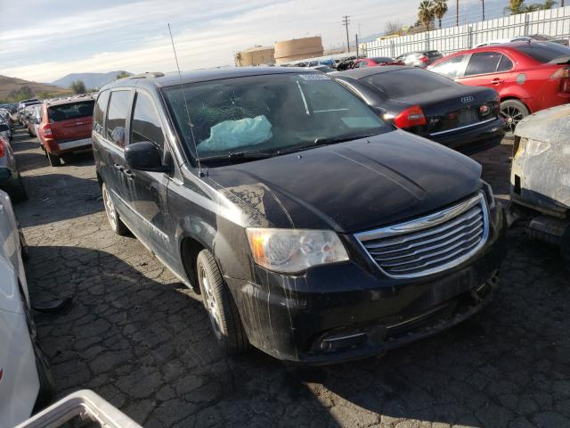 2013 Chrysler Town & Country for sale in Colton, CA