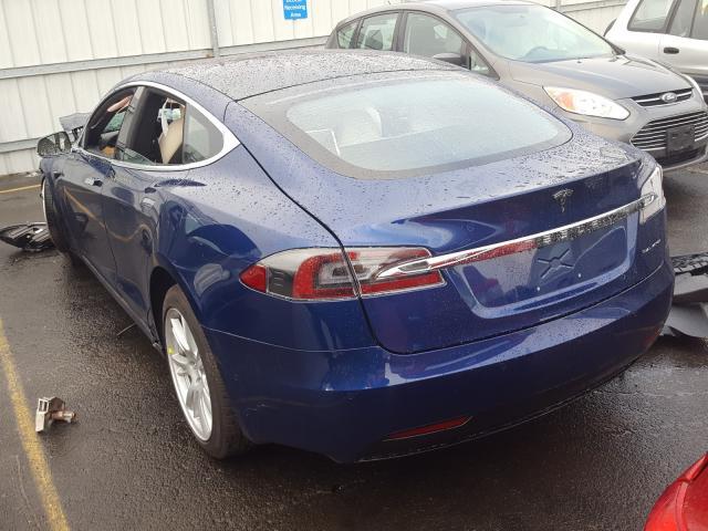 2021 Tesla MODEL S | Vin: 5YJSA1E24MF421720