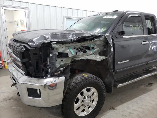 1GC2KVEG0FZ108600 2015 Chevrolet Silverado 6.0L